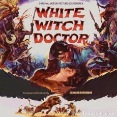 CDs de Música: WHITE WITCH DOCTOR / BERNARD HERRMANN CD BSO. Lote 105859867