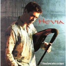 CDs de Música: HEVIA - ÉTNICO MA NON TROPPO - CD PRECINTADO. Lote 105890155