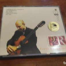CDs de Música: FRANK BUNGARTEN , CASTELNUOVO-TEDESCO , 24 CAPRICHOS DE GOYA PARA GUITARRA OP.195 DOBLE CD. Lote 105916671