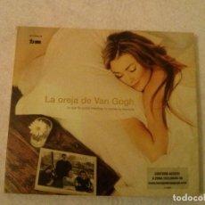 CDs de Música: LA OREJA DE VAN GOGH - LO QUE TE CONTE MIENTRAS TE HACIAS LA DORMIDA - CD DIGIPACK.. Lote 105940743