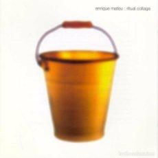 CDs de Música: ENRIQUE MATEU / RITUAL COLLAGE. Lote 105941371