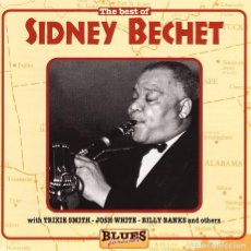 CDs de Música: SYDNEY BECHET / THE BEST OF. Lote 105941515