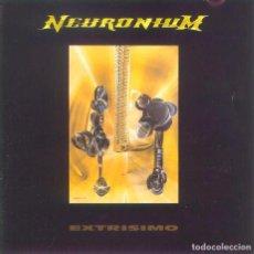CDs de Música: NEURONIUM (MICHEL HUYGEN) / EXTRISIMO. Lote 105942119