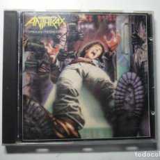 CDs de Música: ANTHRAX - SPREADING THE DISEASE (1985) CD.. Lote 105945947