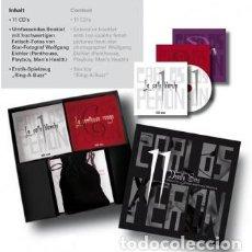 CDs de Música: 11 DEADLY SINS CARLOS PERÓN* BOX SET DELUXE 11CD+LIBRO+JUGUETE ERÓTICO* MUSIC FOR FETISH AND EROTIC. Lote 105951379