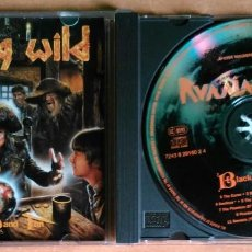 CDs de Música: RUNNING WILD - BLACK HAND INN - 7243 8 29160 2 4. Lote 105985919