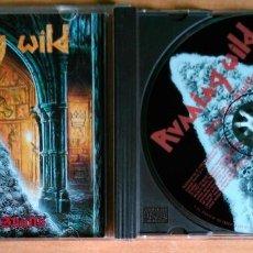 CDs de Música: RUNNING WILD - PILE OF SKULLS - 1C 564-0777 7 80651 2 8. Lote 105985959
