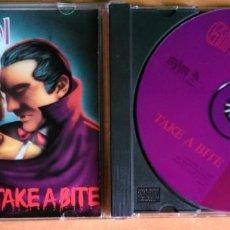 CDs de Música: GIRLSCHOOL - TAKE A BITE - 7 75406-2. Lote 105986151