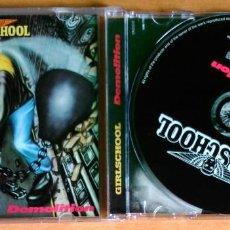CDs de Música: GIRLSCHOOL - DEMOLITION - CMRCD949. Lote 105986207