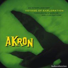 CDs de Música: AKRON CD VOYAGE OF EXPLORATION EXOTIC SPACE JUNK . Lote 105992639