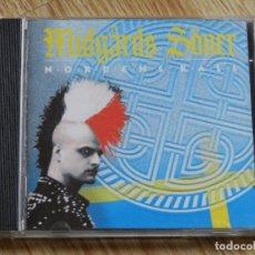CDs de Música: CD MIDGÅRDS SÖNER NORDENS KALL PUNK OI. Lote 106006571