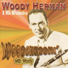 Music CDs - WOODY HERMAN AND HIS ORCHESTRA / WOODSHEDDIN' - 106016223