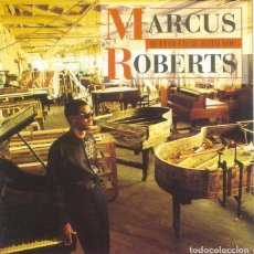 CDs de Música: MARCUS ROBERTS / IF I COULD BE WITH YOU. Lote 106016807