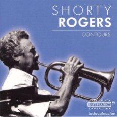 CDs de Música: SHORTY ROGERS / CONTOURS. Lote 106016903