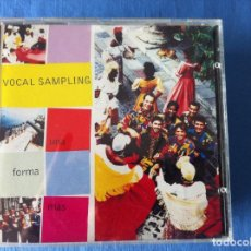 CDs de Música - VOCAL SAMPLING - UNA FORMA MAS - CD - 106024251