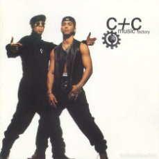 CDs de Música: C + C MUSIC FACTORY / ANYTHING GOES!. Lote 106087127