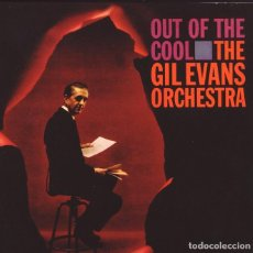 CDs de Música: GIL EVANS AND HIS ORCHESTRA / OUT OF THE COOL. Lote 106087399