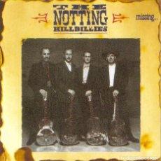 CDs de Música: THE NOTTING HILLBILLIES / MISSING. Lote 106090443