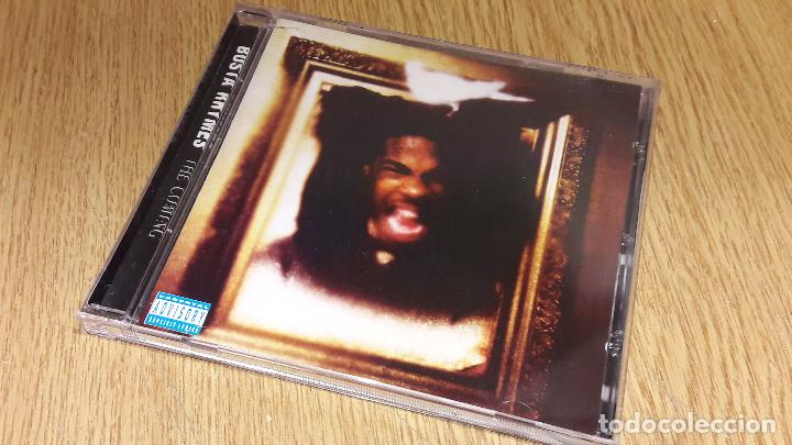BUSTA RHYMES / THE COMING - CD / ELEKTRA. 13 TEMAS / BUENA CALIDAD. (Música - CD's Hip hop)