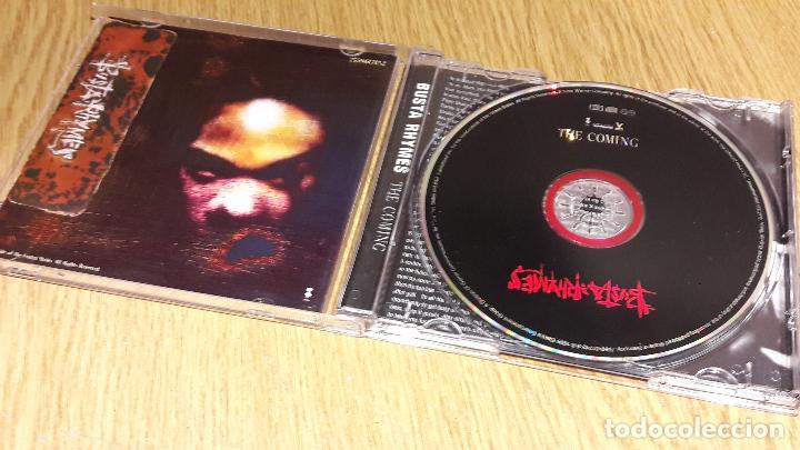 CDs de Música: BUSTA RHYMES / THE COMING - CD / ELEKTRA. 13 TEMAS / BUENA CALIDAD. - Foto 2 - 106092115