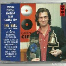 CDs de Música: MIKE OLDFIELD. THE BELL. (CADENA 100) (CD SINGLE 1993). Lote 106092239