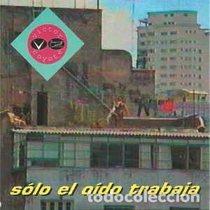 VICTOR COYOTE - SÓLO EL OÍDO TRABAJA (CD, SINGLE, PROMO, CAR) PRECINTADO (Música - CD's Latina)