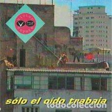 CDs de Música: VICTOR COYOTE - SÓLO EL OÍDO TRABAJA (CD, SINGLE, PROMO, CAR) PRECINTADO. Lote 106138355