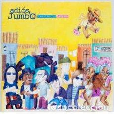 CDs de Música: ADIÓS JUMBO - EN TERRITORIO LATINO (CD, ALBUM). Lote 106143607