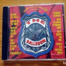CDs de Música: CD MUSICAL RECOPILATORIO: DANCE FLOOR VIRUS THE BALLROOM + REGALO!!!: DESCARGA EN FORMATO MP3/OGG. Lote 106187579
