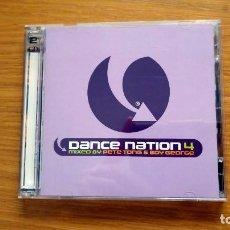 CDs de Música: CD MUSICAL RECOPILATORIO: DANCE NATION 4 + REGALO!!!: DESCARGA EN FORMATO MP3/OGG. Lote 106188611