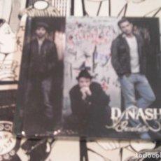 CDs de Música: D NASH-GARABATOS-CD+DVD-(PARTICIPARON EN EL FESTIVAL DE EUROVISION REPRESENTANDO. Lote 106192283