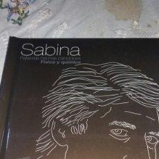 CDs de Música: CD DE SABINA PALABRAS HECHAS CANCIONES FÍSICA Y QUÍMICA. Lote 106197019
