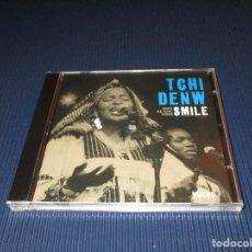 CDs de Música: TCHI DENW LOS MENSAJEROS ( SMILE ) - CD - PRECINTADO - JARABE DE PALO - ANA TORROJA -LOS ASLANDTICOS. Lote 106233167
