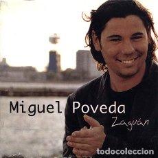 CDs de Música: MIGUEL PÓVEDA / CD LTD DIGIPACK * ZAGUÁN * EDICIÓN LIMITADA GATEFOLD . Lote 106552231