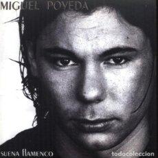 CDs de Música: MIGUEL PÓVEDA / CD LTD DIGIPACK * ZAGUÁN * EDICIÓN LIMITADA GATEFOLD . Lote 106552503