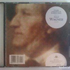 CDs de Música: RICHARD WAGNER - PRECINTADO. Lote 106559119