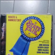 CD de Música: STATE FAIR BROADWAY CAST . Lote 106567455