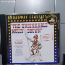 CD de Música: THE UNSIUNKABLE MOLLY BROWN. Lote 106567607