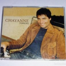 CDs de Música: CD. CHAYANNE. TORERO. Lote 106571263