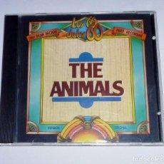 CDs de Música: CD. LOS 60 DE LOS 60. THE ANIMALS. Lote 106571463