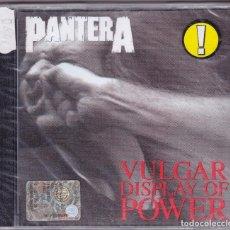 CDs de Música: PANTERA, VULGAR DISPLAY OF POWER, CD , 1992 ATCO, NUEVO PRECINTADO DE ORIGEN. Lote 106578511