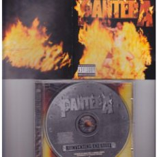 CDs de Música: PANTERA, REINVENTIG THE STEEL, CD , 2000 ELEKTRA ENTERTAINMENT. Lote 106579143