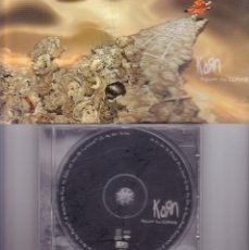 CDs de Música: KORN, FOLLOW THE LEADER, CD , 1998 SONY MUSIC. Lote 114914026