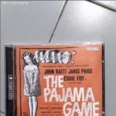 CD de Música: THE PAJAMA GAME BROADWAY CAST . Lote 106589047