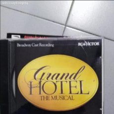 CD de Música: GRAND THE HOTEL MUSICAL . Lote 106590879