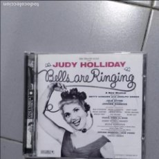 CD de Música: JUDY HOLIDAY BELLS ARE RINGING BROADWAY. Lote 106593551