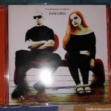 CDs de Música: FANGORIA - UNA TEMPORADA EN EL INFIERNO. Lote 106616618