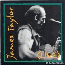 CDs de Música: JAMES TAYLOR - LIVE - 2XCD . Lote 106623719