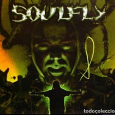 CDs de Música: SOULFLY - SPECIAL EDITION 2XCD DIGIPACK. Lote 106625795