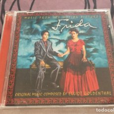 CDs de Música: FRIDA -BANDA SONORA. MUSIC COMPOSED BY ELLIOT GOLDENTHAL. Lote 106648727
